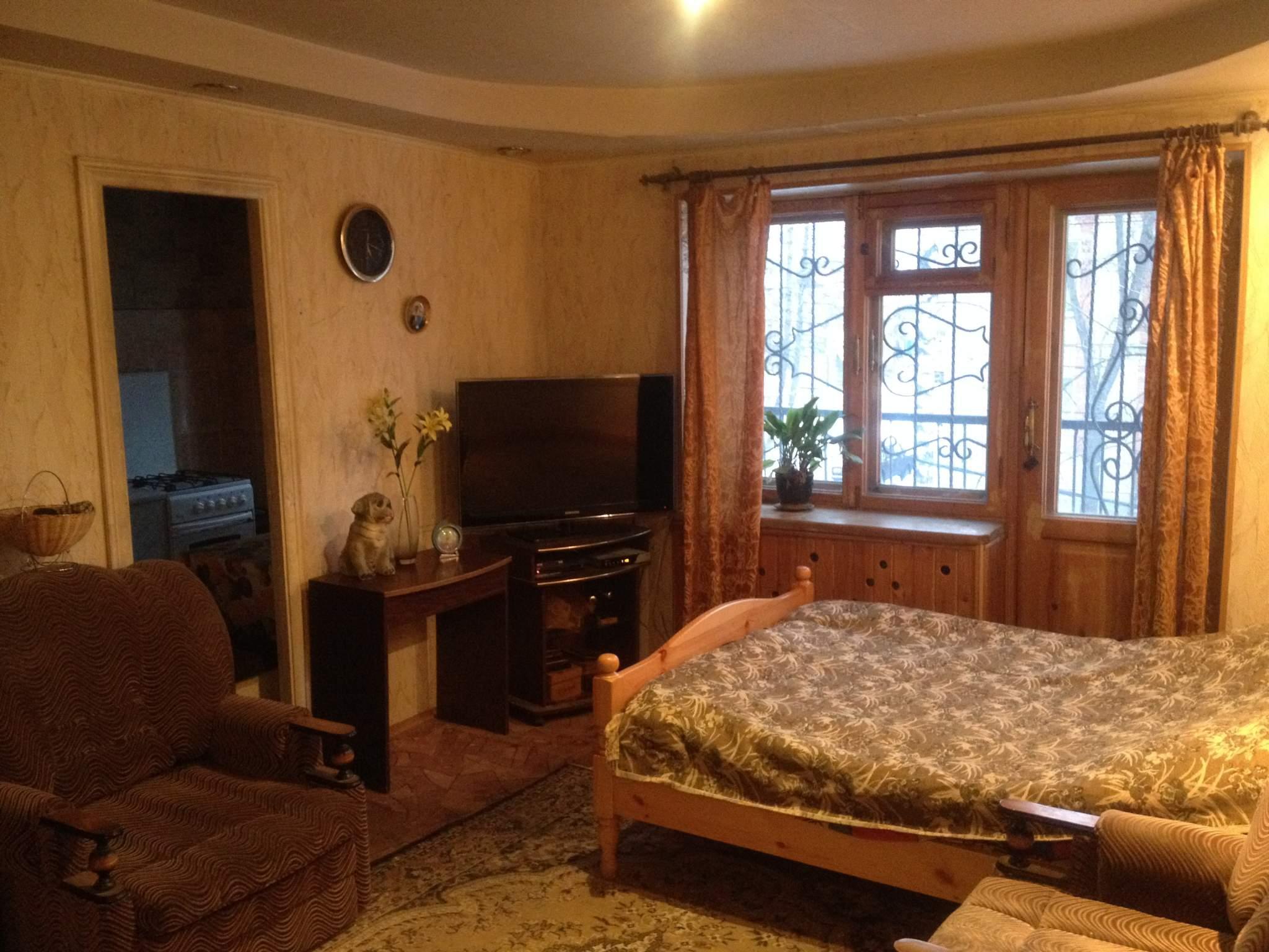 Сдам 1-комнатную квартиру, красноярск, светлогорский пер, 12500 руб, помесячно