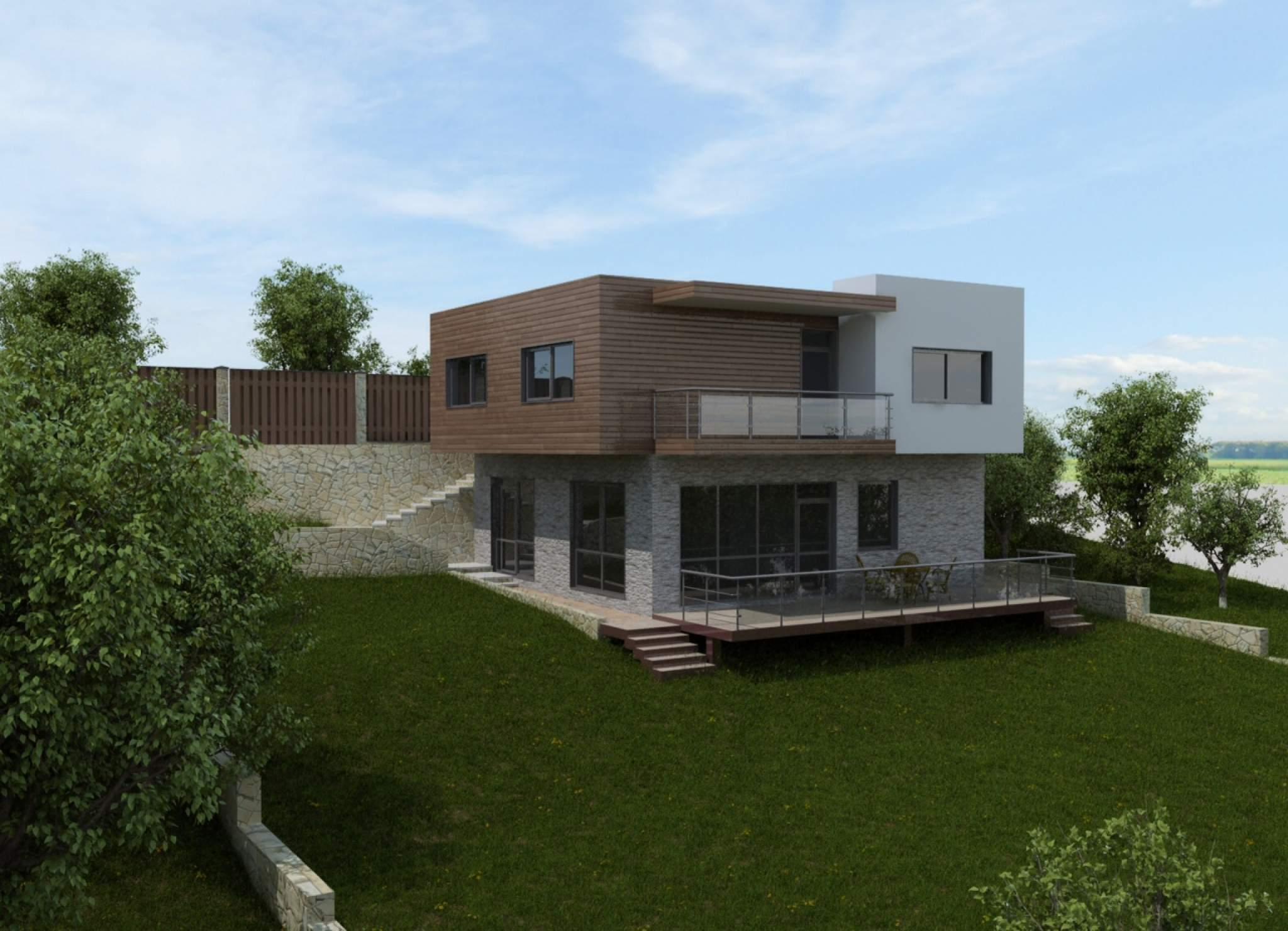 Купить дом на берегу моря в недорого