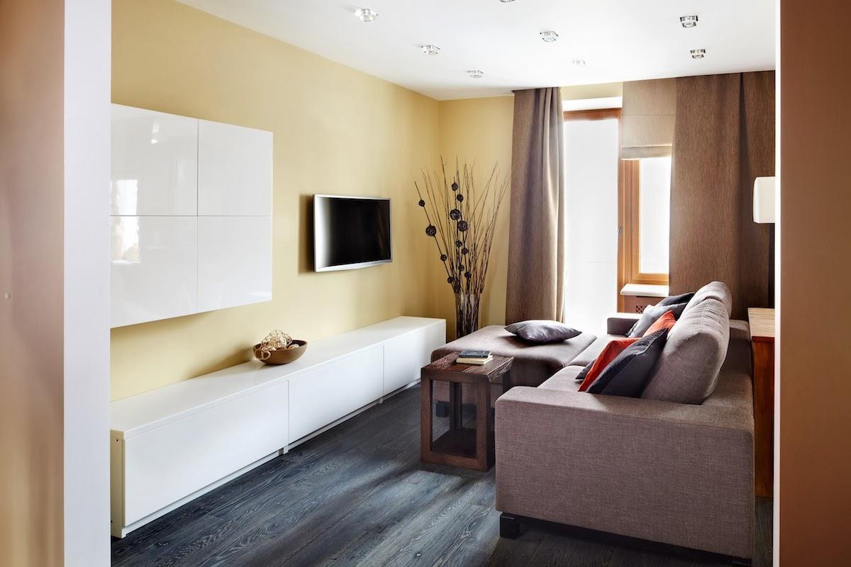Мебель В Маленькую Гостиную Фото Москва