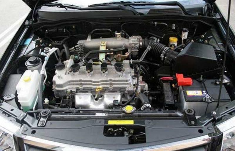 Двигателя на nissan almera