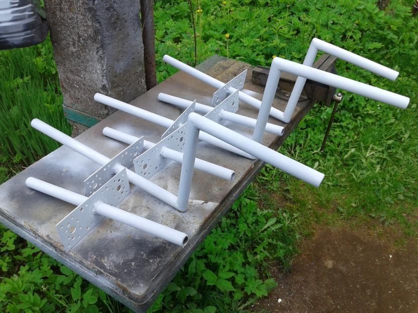 Столбы бетонные для забора своими руками 44