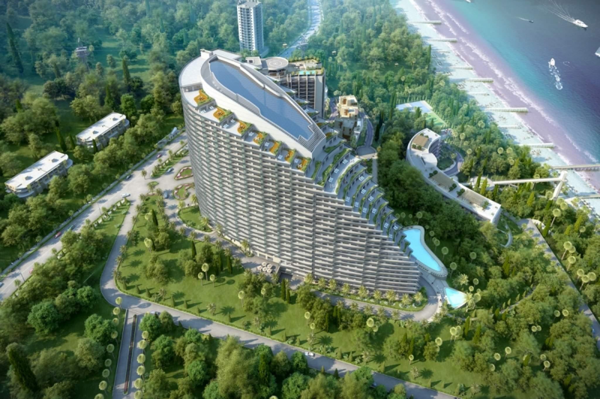 Недвижимость в абхазии у моря недорого ютуб