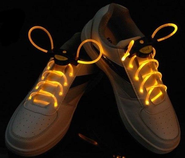 Как можно покрасить шнурки в домашних условиях