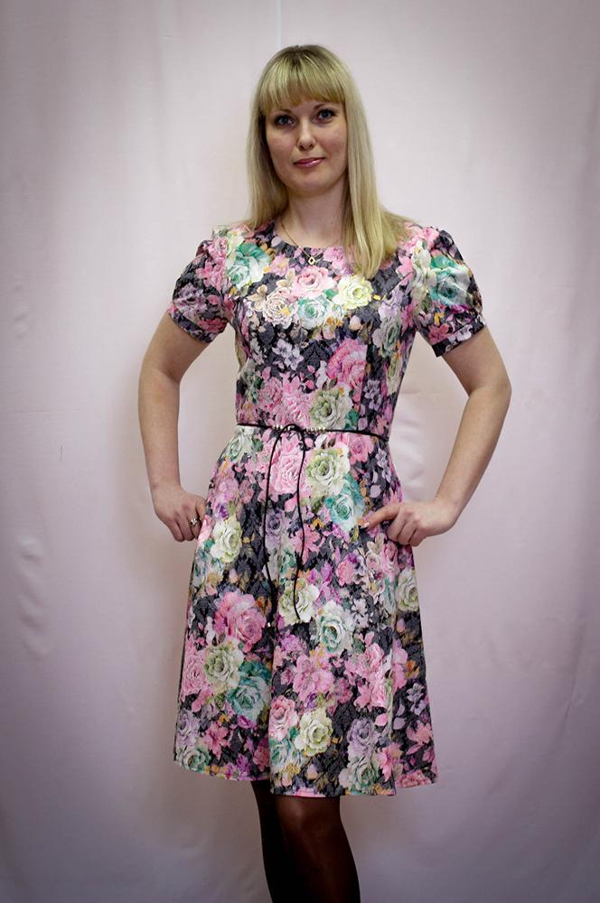 Женские Платья Оптом От Производителя Новосибирск