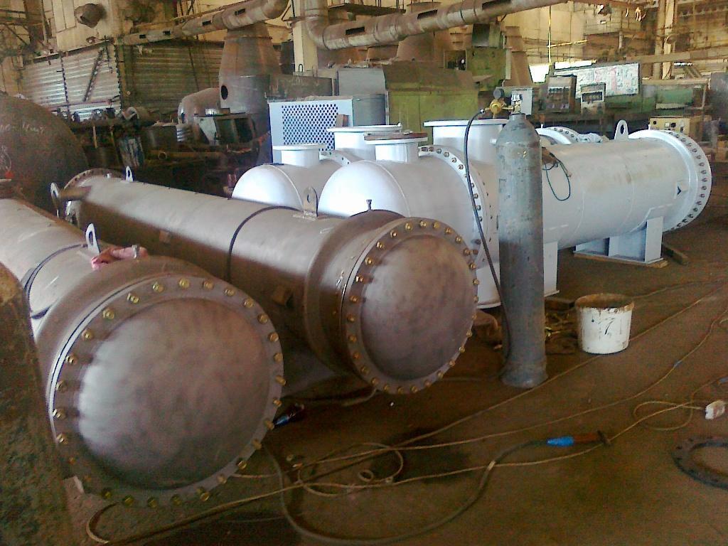 Теплообменник у образный химической промышленности теплообменные аппараты екатеринбург купить цена екатеринбург
