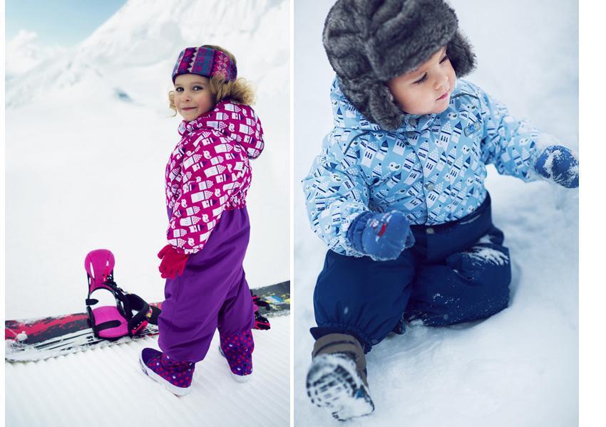 Финские Детские Зимние Костюмы