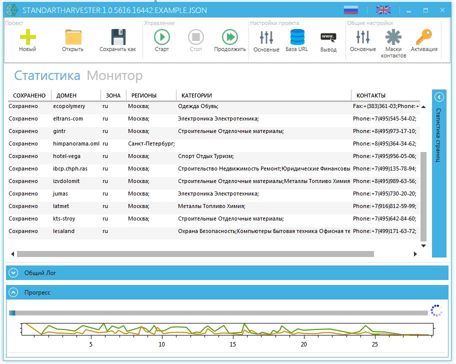 Прокси socks5 с динамической сменой IP парсинга поисковых подсказок