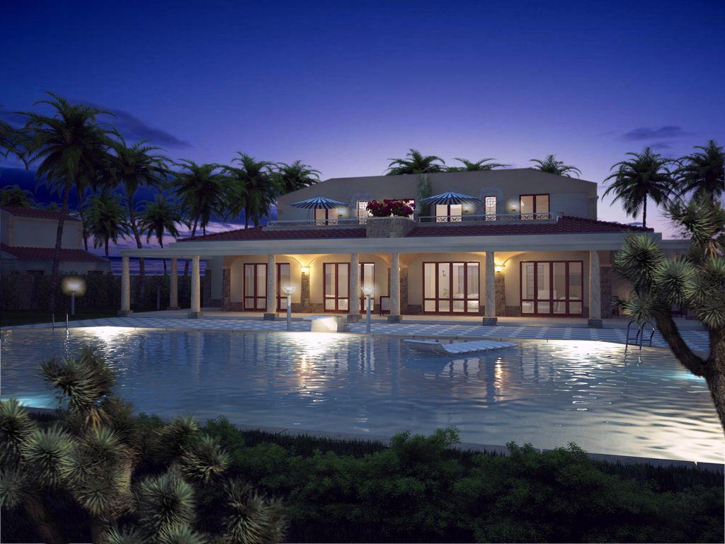 Купить дом в доминиканской республике на берегу моря