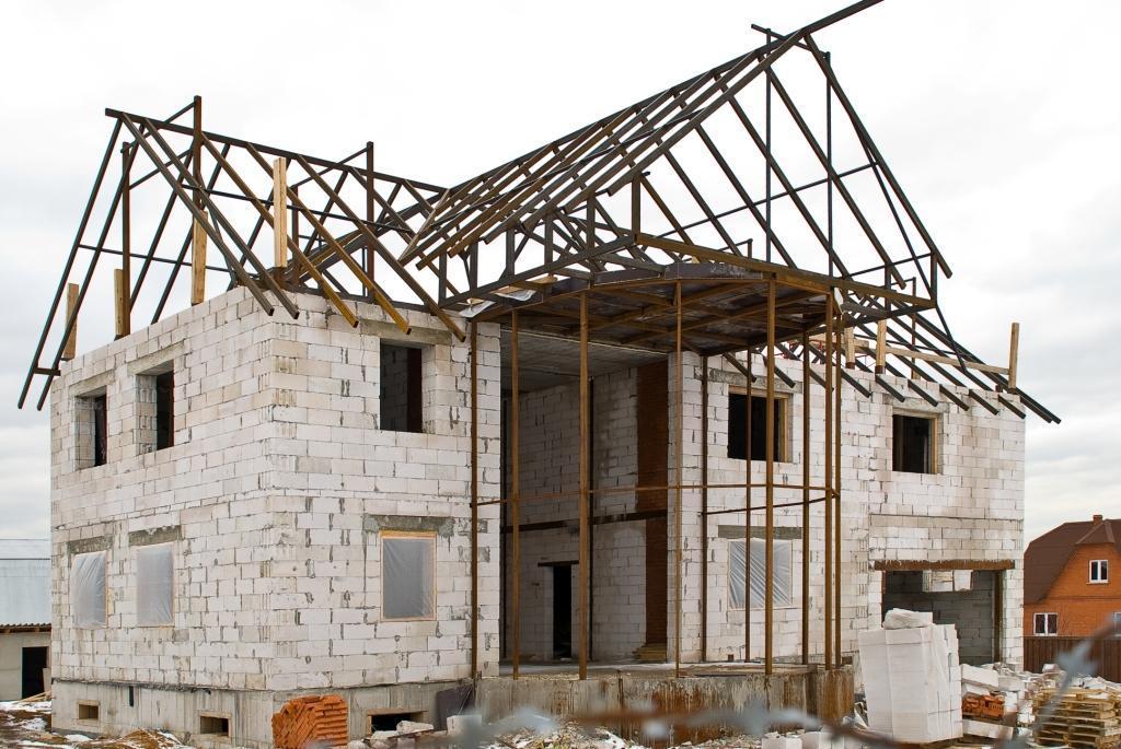 Строи дом своими руками