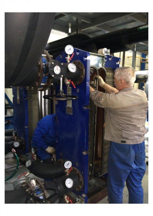 Сервис теплообменников теплообменное оборудование производители