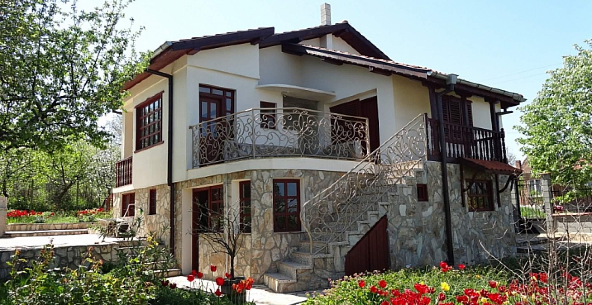 Дома в болгарии фото