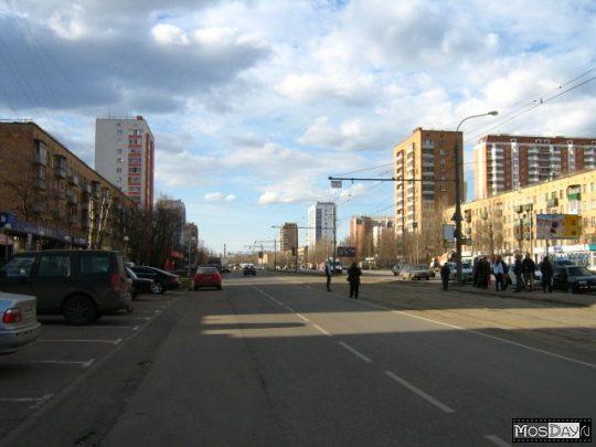 улица полярная фото