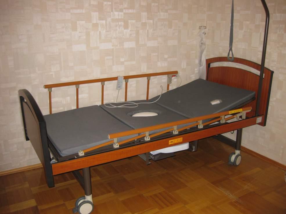 Кровати для больных своими руками