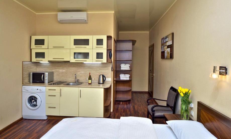 Как обставить комнату в общежитии 18 кв.м
