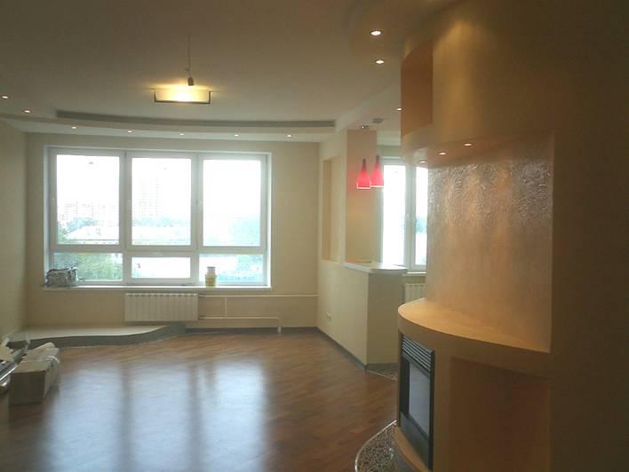 Осуществляем ремонт квартиры под ключ