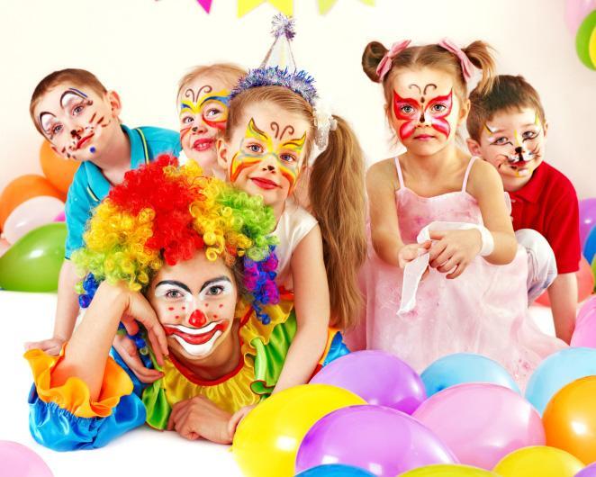 Детский праздник день рождения на заказ список на детский праздник