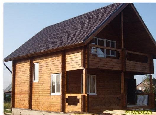 Бригада профессиональных строителей (русские), быстро и качественно построит Вам каркасный или брусовой дом под ключ