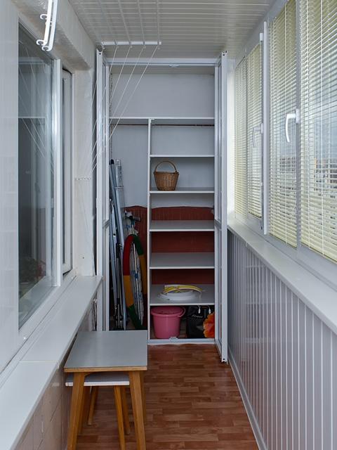 Шкаф на балкон форум